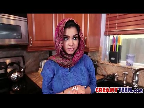 Cream Filled Middle Eastern – Ada S – TeenPies