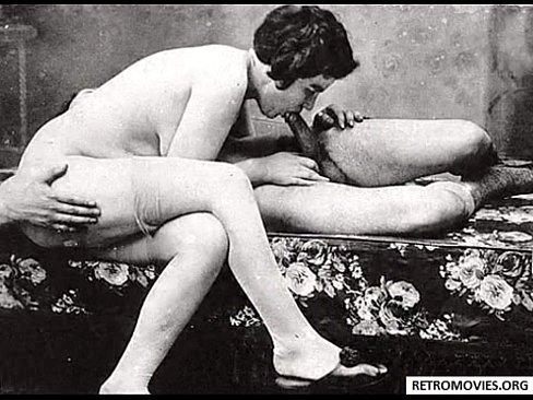 1920 Years Blowjob